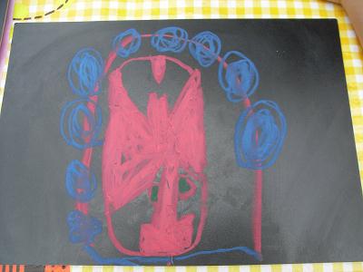 おおた子育てわいわいフェスタ2011にキットパスおえかきコーナーで参加しました(2011年6月12日)