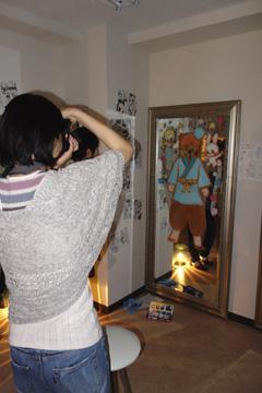 『七夕☆ACOMI大交流会』会場をキットパスで七夕の世界にしました(2012年7月7日)