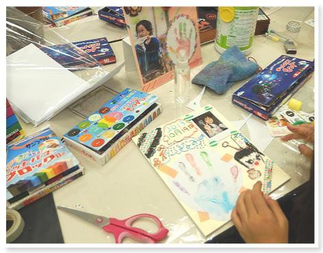 親育ち∞子育ち共育プロジェクト―わくわく親子フェスタ@かわさきにキットパスで参加しました♪(2013年10月19日)