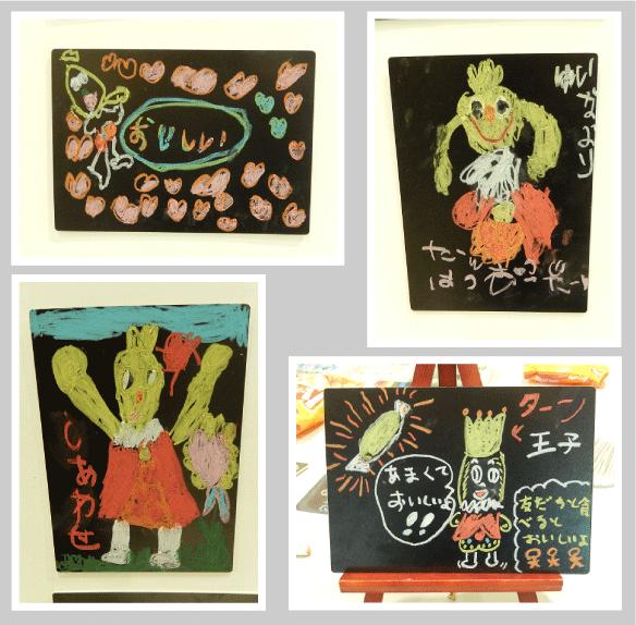 サミットストア横浜岡野店、下倉田店、成城店でキットパス手描きPOPづくりイベントを開催しました!(2014年4月12・13日、5月18日)