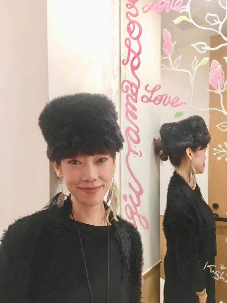 めぐたまキットパスミラーギャラリーVol.23 きしくりさんの「LOVEの咲く頃」(2019年1月7日〜)